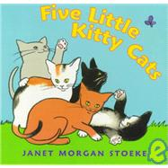 Five Little Kitty Cats