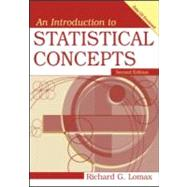 An Introduction to Statistical Concepts, Second Edition
