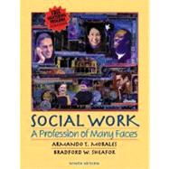 Social Work: A Professional of Many Faces