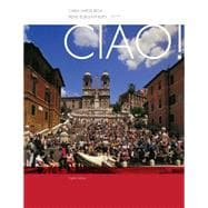 Student Activity Manual for Riga/Phillips' Ciao!, 8th