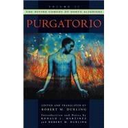 The Divine Comedy of Dante Alighieri Volume 2: Purgatorio