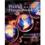 Politics in a Changing World : A Comparative Introduction to Political Science