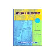 Research in Education : A Conceptual Introduction