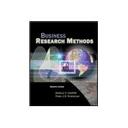 Business Research Methods with CD-Rom (Mandatory Package)