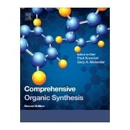 Comprehensive Organic Synthesis 9780080977423R