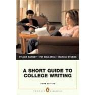 Short Guide to College Writing, A (Penguin Academics Series)