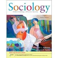 Sociology Understanding a Diverse Society, Updated (with CengageNOW, InfoTrac 1-Semester Printed Access Card)