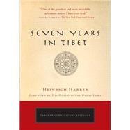 Seven Years in Tibet 9781585427437R