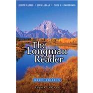 Longman Reader 8th ed with MYCOMPLAB