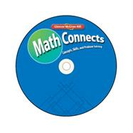 Math Connects: Concepts, Skills, and Problem Solving, Course 2, Super DVD