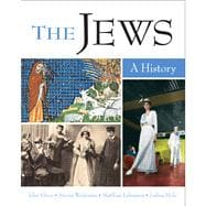 The Jews A History- (Value Pack w/MySearchLab)