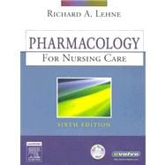 Pharmacology for Nursing Care - Text and Study Guide Package