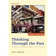 Thinking Through the Past, Volume II