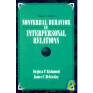 Non-Verbal Behavior in Interpersonal Relations