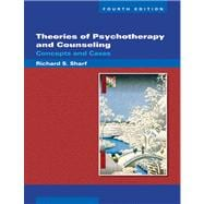 Theories of Psychotherapy & Counseling Concepts and Cases