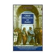 Great Dialogues of Plato : Complete Texts of the Republic, Apology, Crito Phaido, Ion and Meno