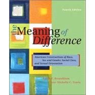 Meaning of Difference : American Constructions of Race, Sex and Gender, Social Class, Sexual Orientation, and Disability