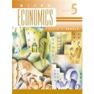 Microeconomics with InfoTrac College Edition