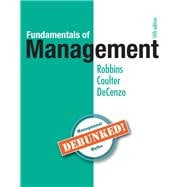Fundamentals of Management Essential Concepts and Applications