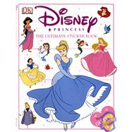 Ultimate Sticker Book: Disney Princesses