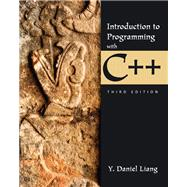 Introduction to Programming with C++ plus MyProgrammingLab with Pearson eText -- Access Card Package
