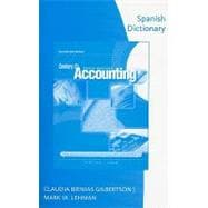 Spanish Dictionary for Gilbertson/Lehman's Century 21 Accounting, 9th