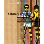 A History of Latin America, 8th Edition