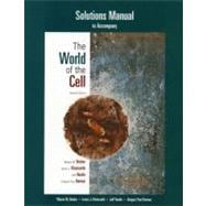 Student Solutions Manual for the World of the Cell