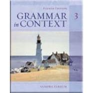 Grammar in Context Book 3