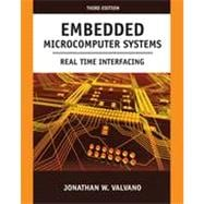 Embedded Microcomputer Systems: Real Time Interfacing, 3rd Edition