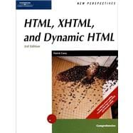 New Perspectives On Html, Xhtml, And Html: Comprehensive