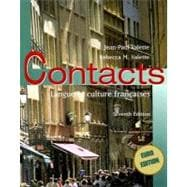Contacts Euro Edition : Langue et Culture Fran�aises