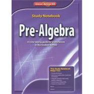 Pre-Algebra, Study Notebook