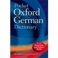 Pocket Oxford German Dictionary