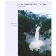 Animal Structure and Function: Biology : The Unity and Diversity of Life