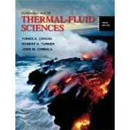 Fundamentals of Thermal-Fluid Sciences with Student Resource CD