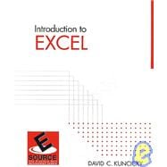 Introductory Excel for Engineers and Scientists