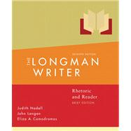 Longman Writer: Rhetoric, Readerd Research Guide, Brief Edition Value Package (includes 80 Readings for Composition)
