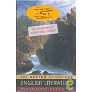 Norton Anthology of English Literature : The Major Authors