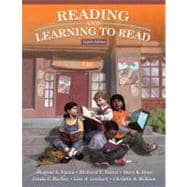 Reading and Learning to Read Plus NEW MyEducationLab with Pearson eText -- Access Card Package