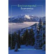 Environmental Economics : An Introduction