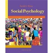 Social Psychology with SocialSense CD-ROM and PowerWeb