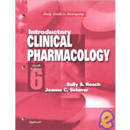 Study Guide to Accompany Introductory Clinical Pharmacology