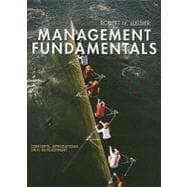 Management Fundamentals : Concepts, Applications, Skill Development