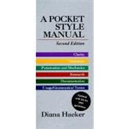 Pocket Style Manual: Updated With Mla's 1999 Guidelines
