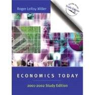 Economics Today : 01-02 Study Edition