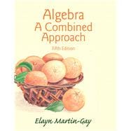 Algebra A Combined Approach