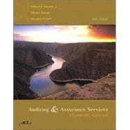Auditing & Assurance Services: A Systematic Approach with ACL CD and OLC Card