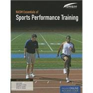 NASM Essentials of Sports Performance Training 1st Edition (Revised)