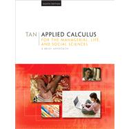 Applied Calculus for the Managerial, Life, and Social Sciences : A Brief Approach